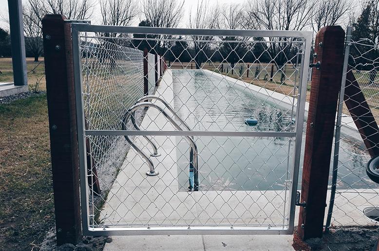 Puertas de Caño Estructural